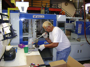 Pastic Injection Mold Assemblies